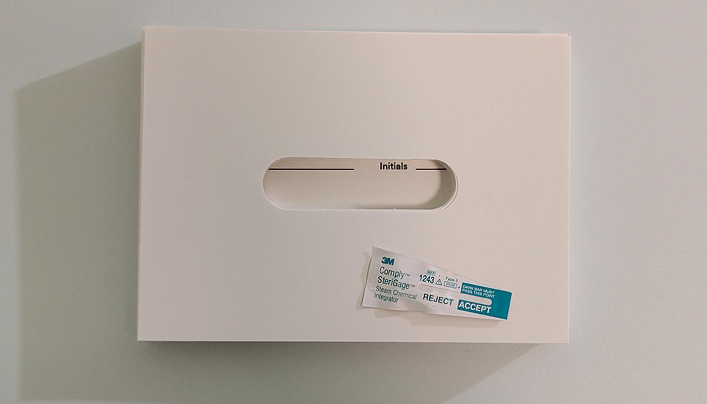 3M 蒸汽灭菌化学测试包 41360